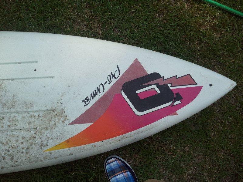 Fin Type for O'brien Pro Am SL board? | WindsportAtlanta com