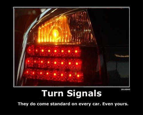 Standard on your car