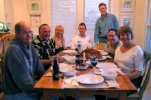 10_Dinner_Charlie_Ron_Peggy_Eric_Barrett_Joe_Marge