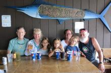 21 Jeff, owner of Pirate's Cove joins family