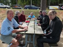 21 Larry, Chris, Scott, Dave, Gene, Jowell, Jim