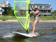 21 Peggy windsurfing SUP