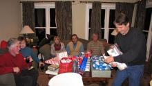 Windsurfing X-mas Party at Grogan's Mill S/D