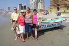 Day trip to Atlantic City