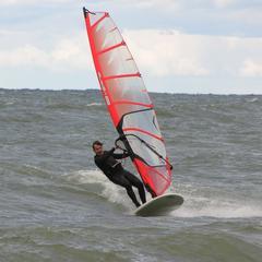 10 Alain on RRD Wave SUP