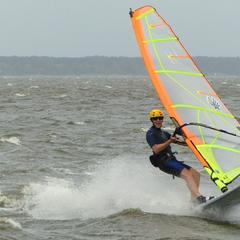 24 Barrett 4.2 meter sail