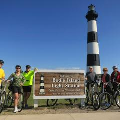 5 Bicycle to Bode Is. Lighthouse