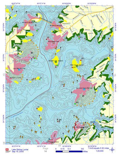 underwater maps of lakes Lake Lanier Underwater Contour Maps Windsportatlanta Com Wiki underwater maps of lakes